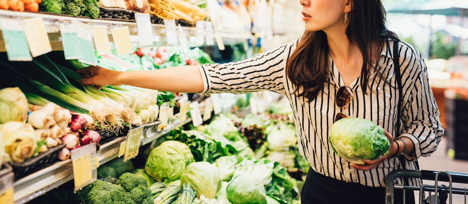 A Practical Mom's Guide to Buying Organic Food
