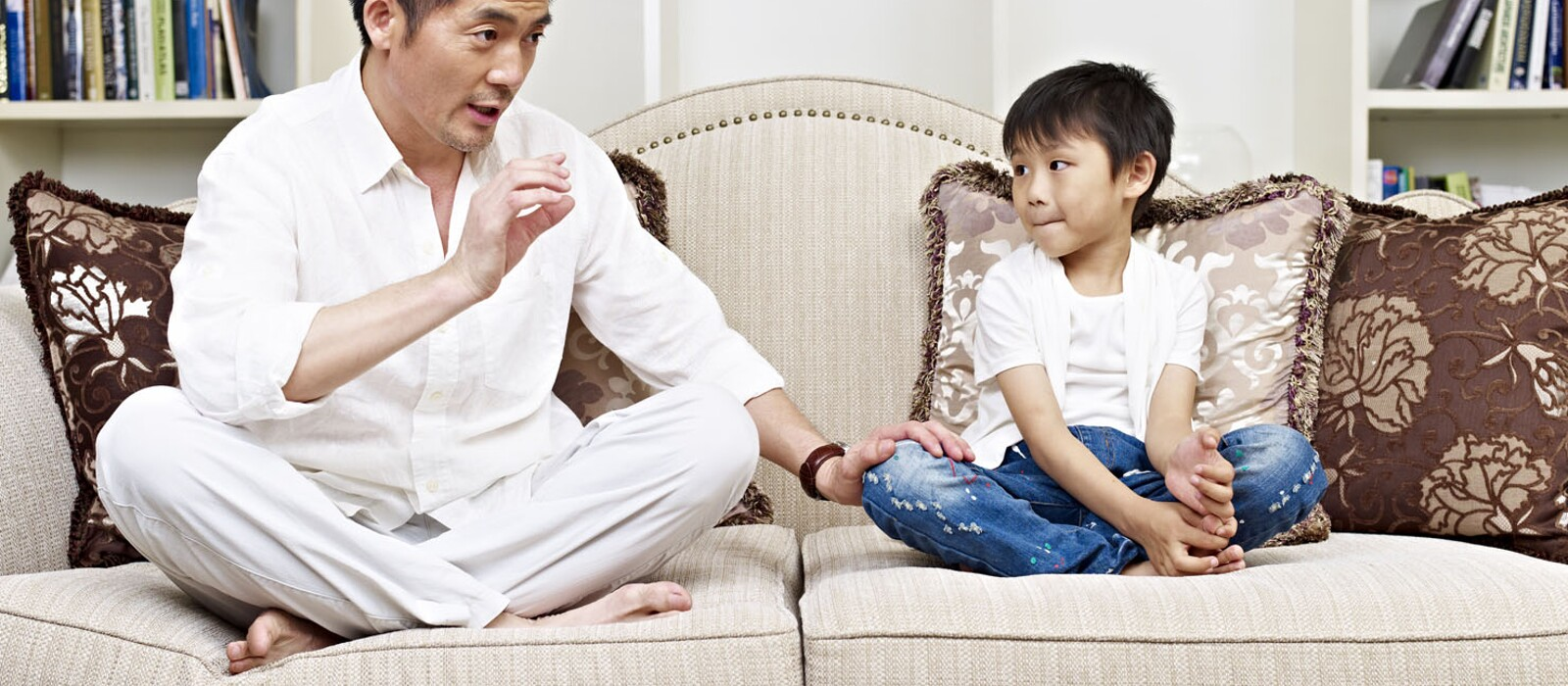 How to Discipline your Child without Spanking or Shouting
