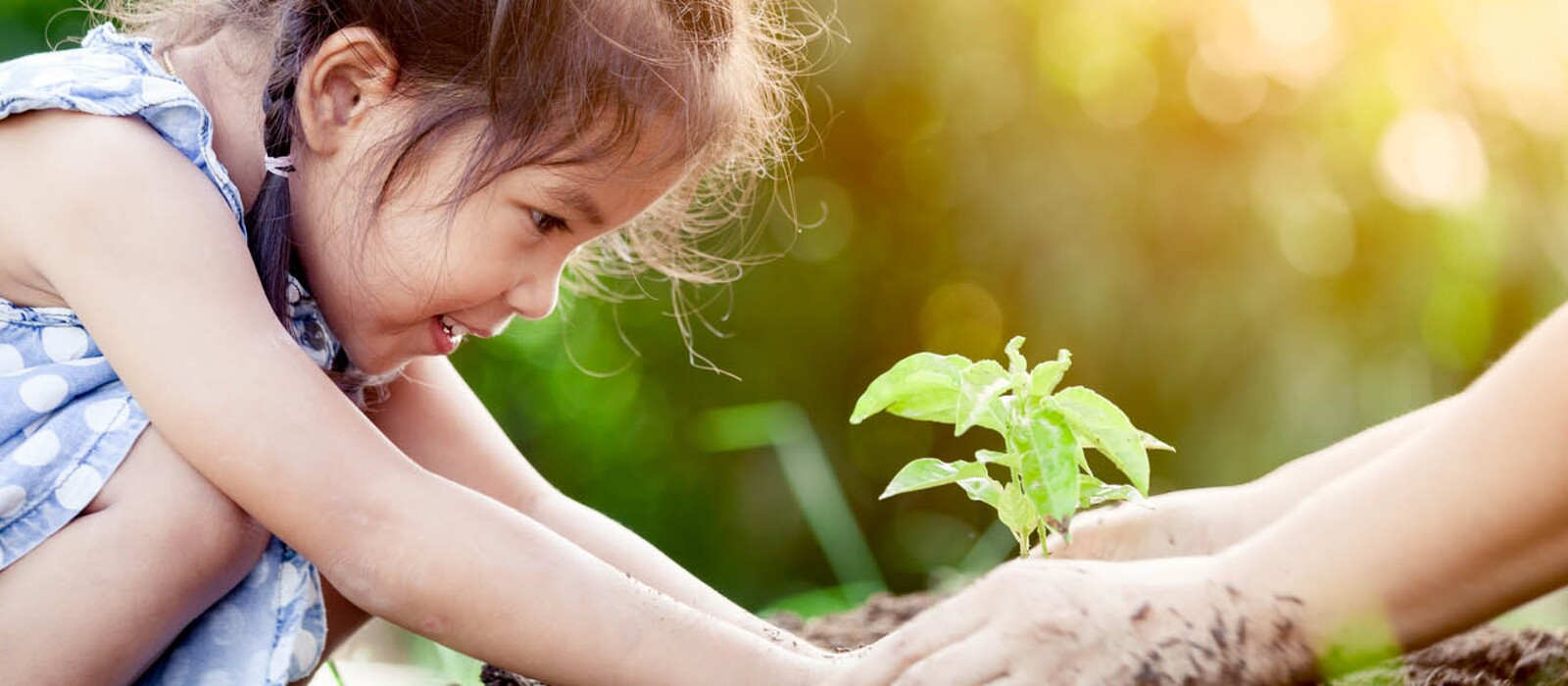 How to Raise Kids to Care About the Environment