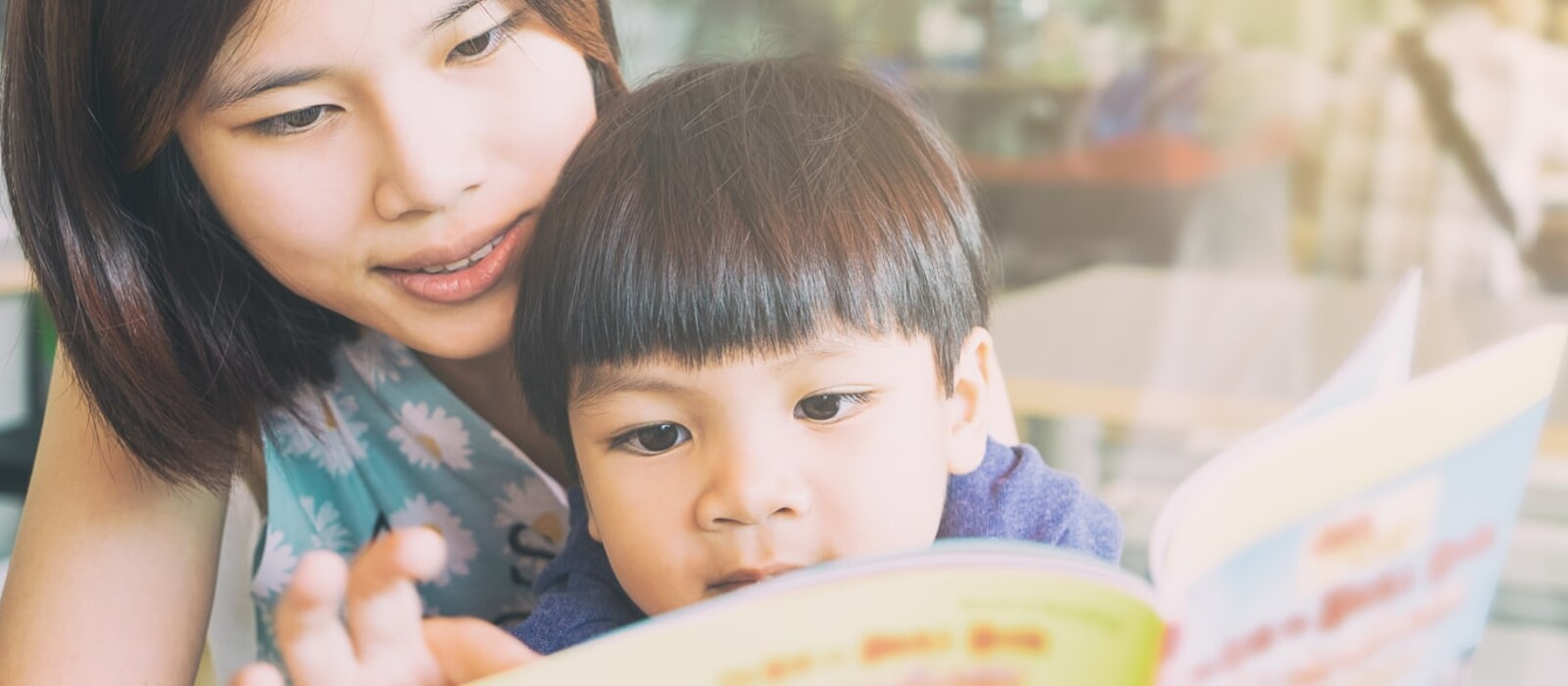 Look Who's Talking: The ABC's of a child's language development