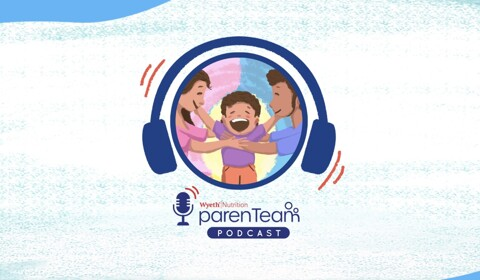 ParenTeam Podcast is now LIVE!