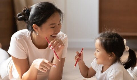 "The Stay-At-Home Mom: The Pressure of Being  ""Mom"" as a Sole Occupation"
