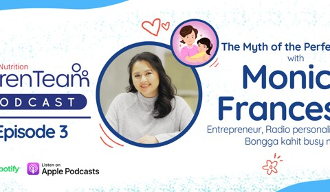 Episode 3, The Myth of the Perfect Mom with Monica Francesca Tobias