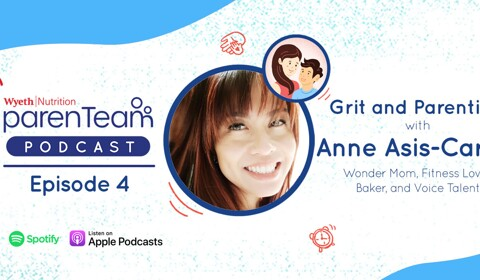 Episode 4, Grit and Parenting with Anne Asis-Carillo
