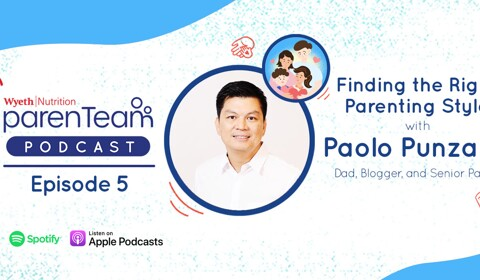 Episode 5, Finding the Right Parenting Style with Paolo Punzalan