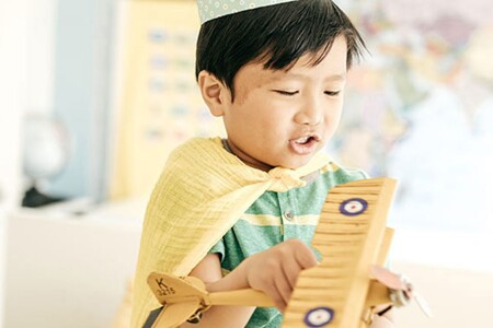 Games and Activities that Improve Your Child's Concentration