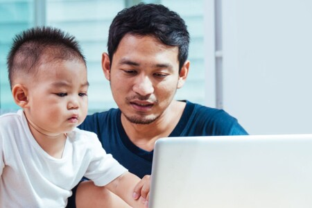 How To Make The Most of Your Paternity Leave